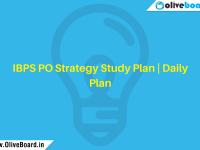IBPS PO Strategy Study Plan | Daily Plan