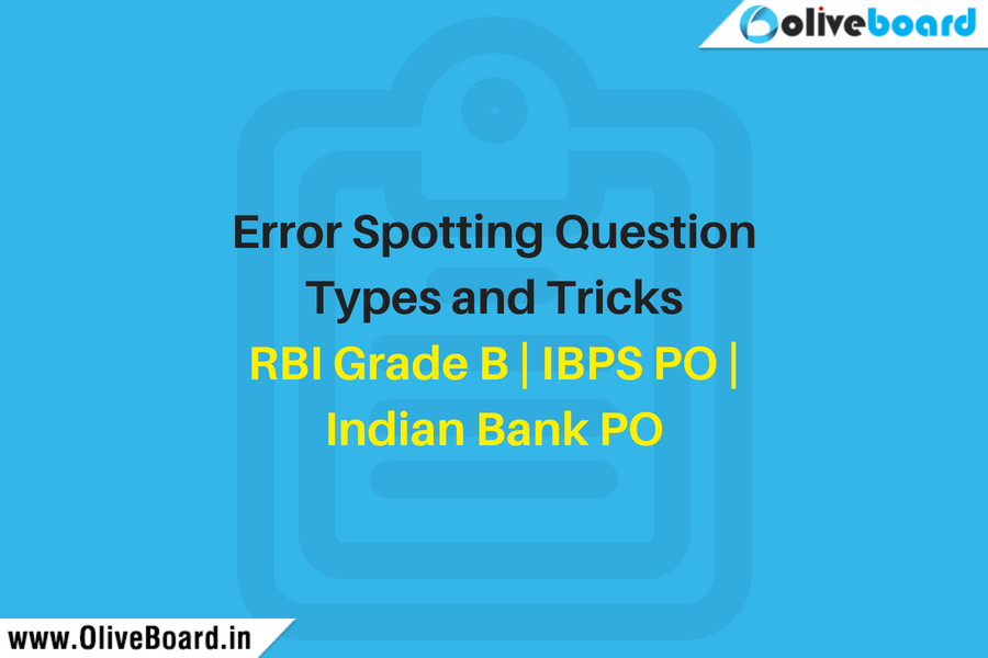 Error Spotting Question Types and Tricks (1)