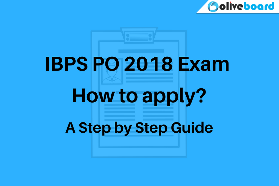 IBPS PO Exam 2018 apply online