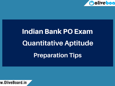 Indian Bank PO Preparation Tips