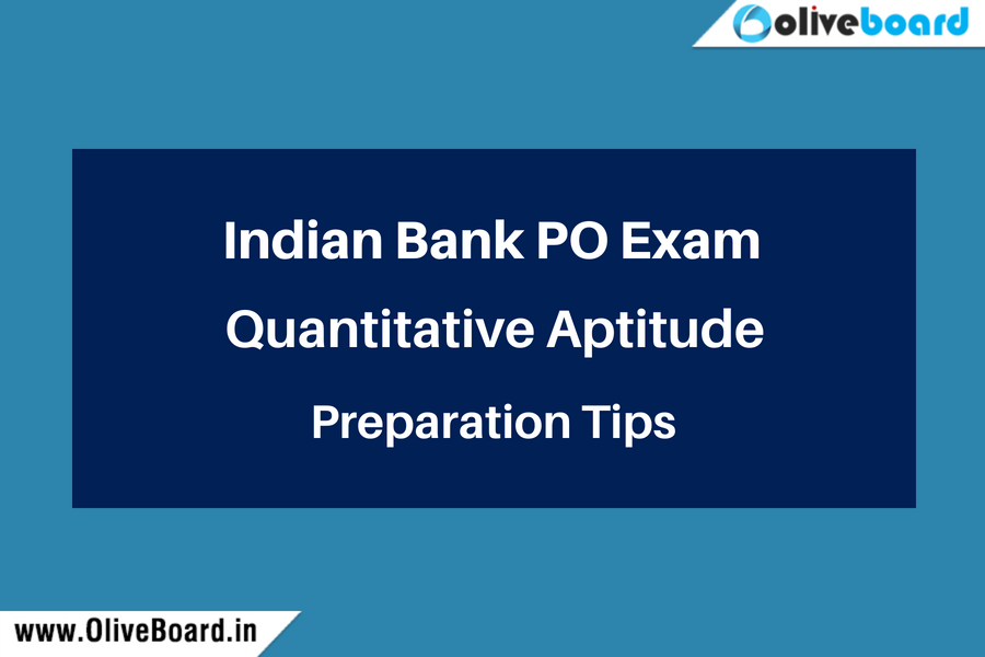 Indian Bank PO Preparation Tips
