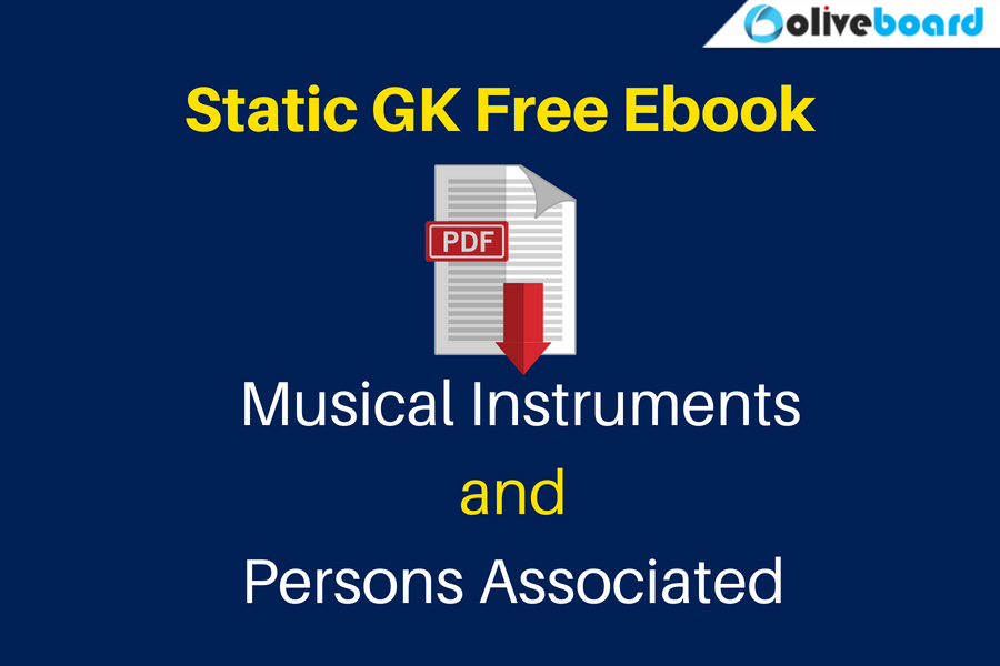 Musical Instruments and Persons Associated