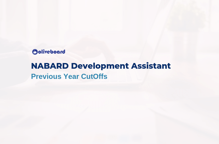 NABARD Development Assistant Cutoffs