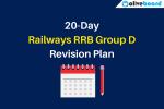 RRB Group D Revision Plan