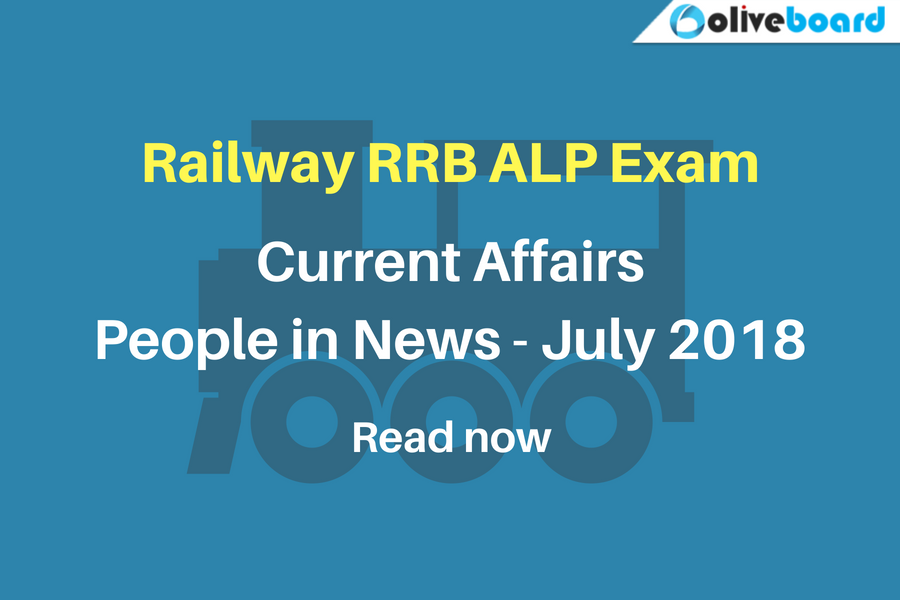 Railway RRB ALP Current Affairs