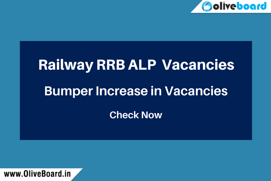 Railway RRB ALP Vacancies