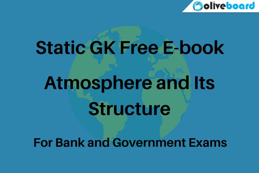 Static GK Free E-book Atmosphere
