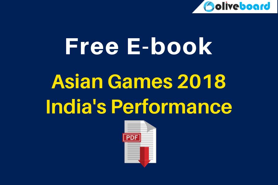 Asian Games 2018 Ebook