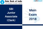SBI Clerk Main Result