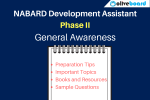 NABARD Development Assistant Phase II