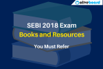SEBI 2018 Exam Books and Resources