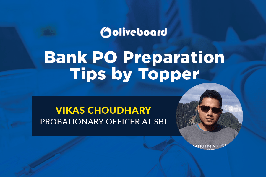 Bank PO Preparation Tips