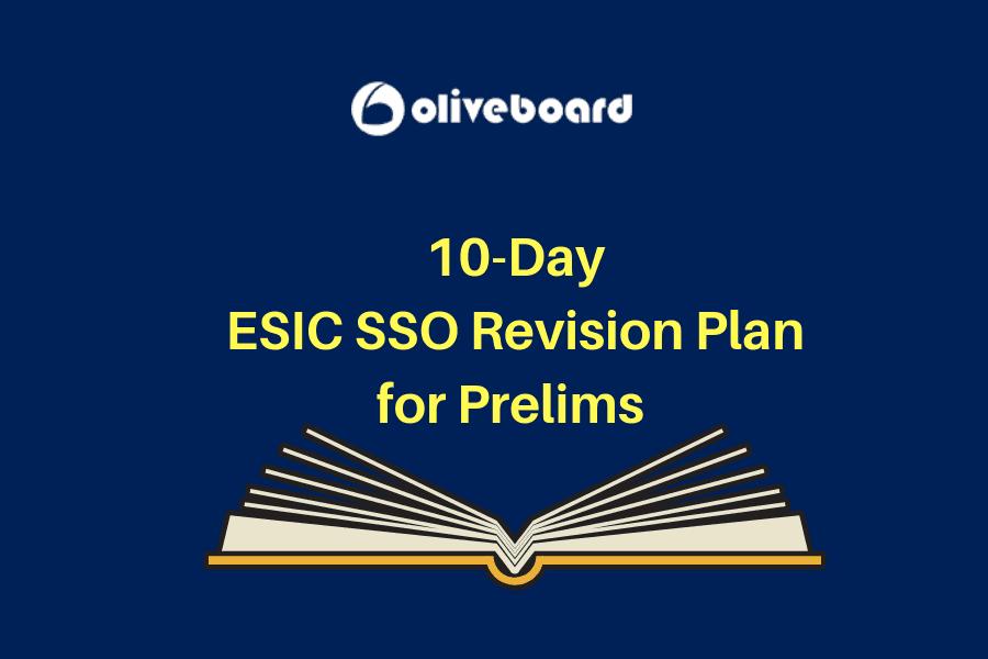 ESIC SSO Revision Plan