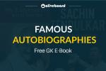 Famous Autobiographies E-book