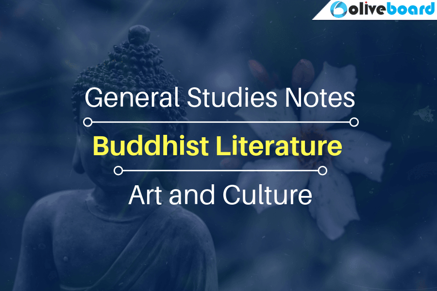 General Studies Notes Buddhist Literature