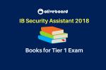 IB Security Assistant 2018 Exam Books