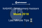 NABARD Development Assistant Mains