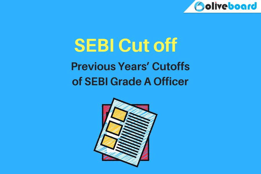 SEBI Cut Off