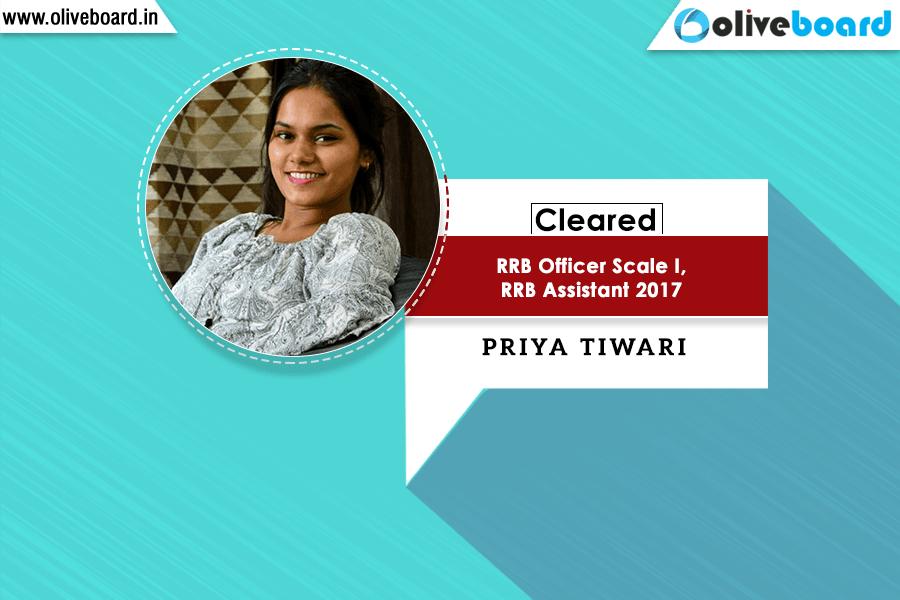 Success Story of Priya Tiwari