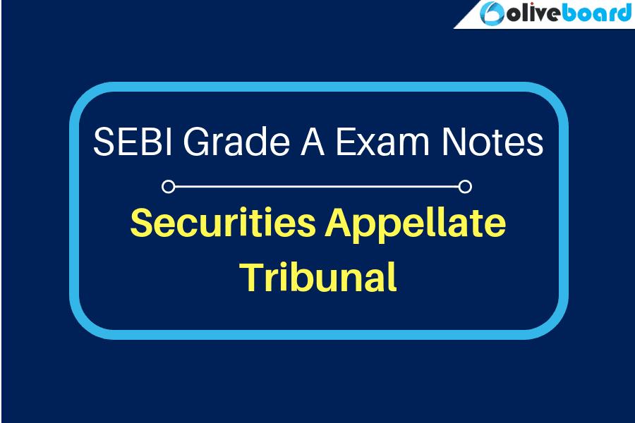 SEBI Grade A Exam Notes