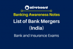 Banking Awareness Notes