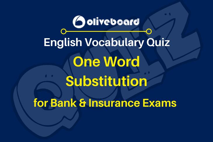English Vocabulary Quiz 23Nov