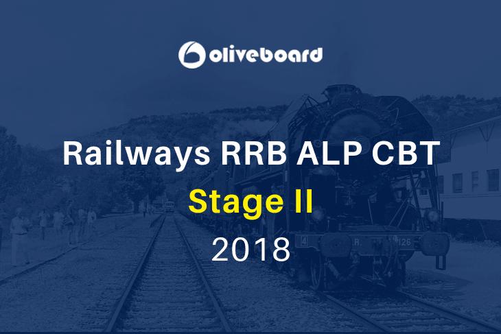 RRB ALP Stage 2 Mock Test