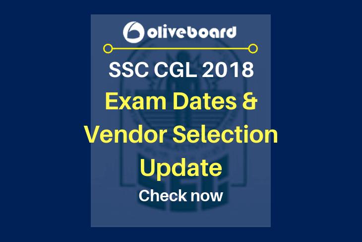 SSC CGL 2018 Update
