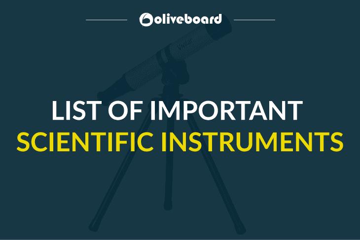 Scientific Instruments ebook