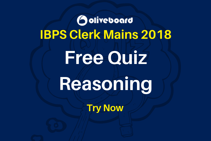 IBPS Clerk Mains 2018 Quiz