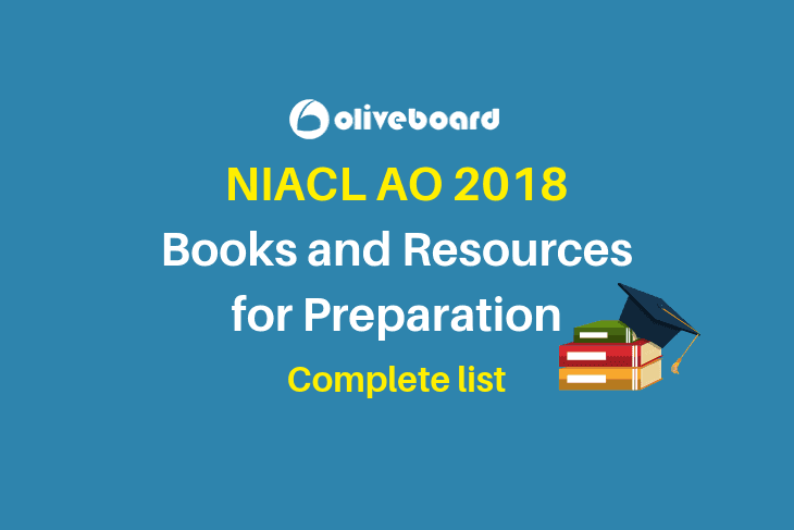 NIACL AO Preparation Books and Resources
