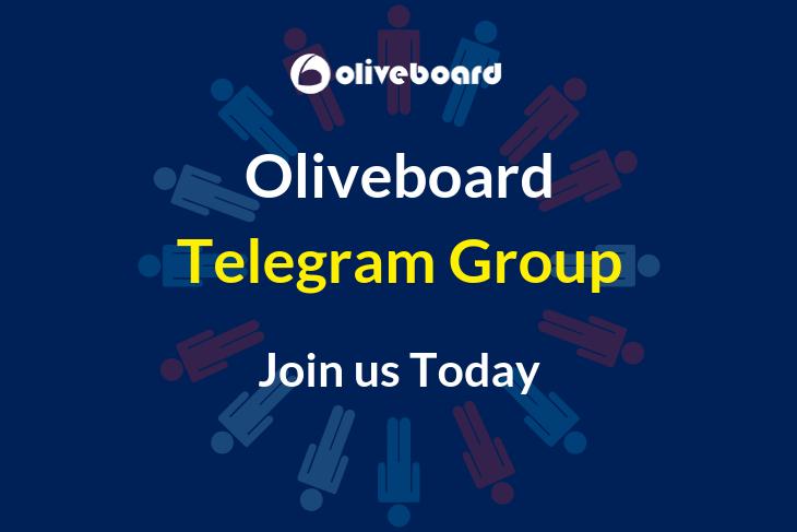 Oliveboard Telegram