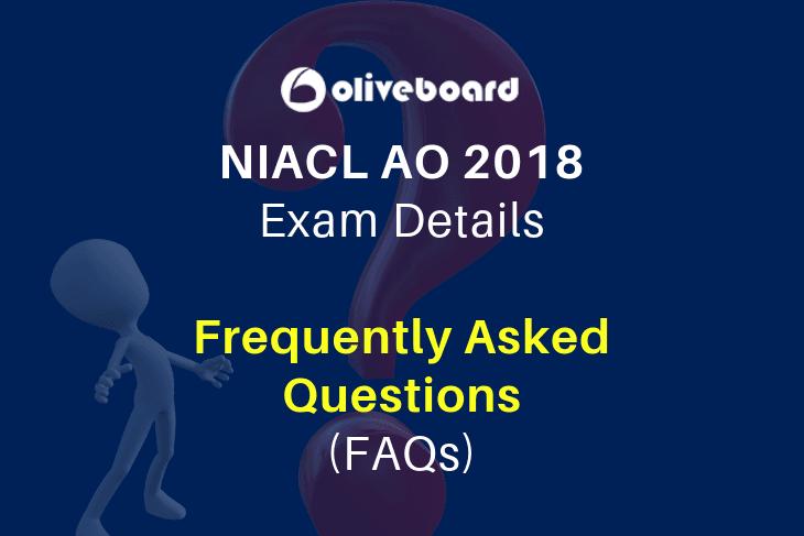 NIACL AO Exam Details