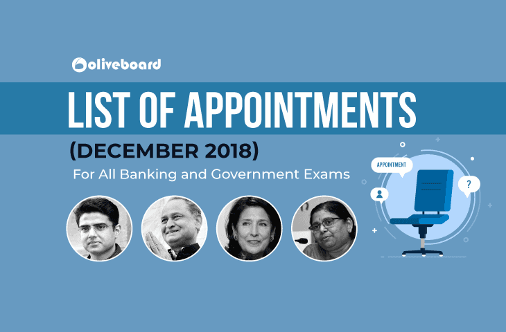 New Appointments December
