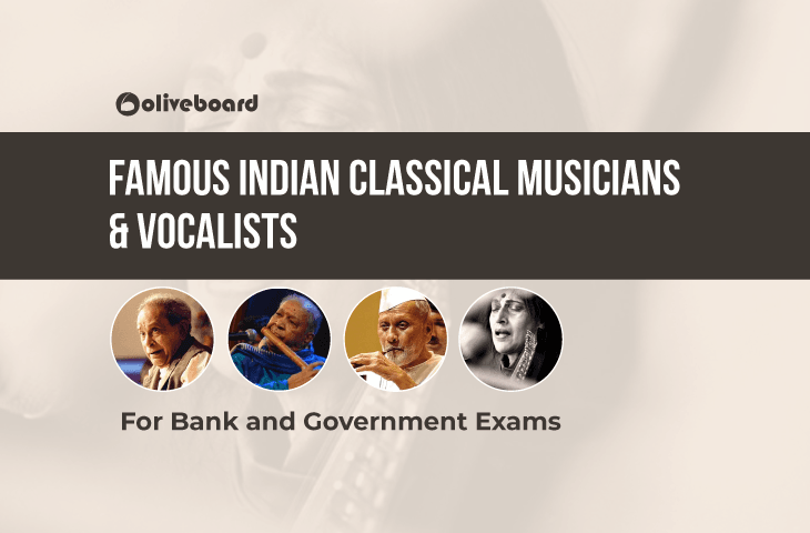 Famous Indian Classical Musicians and Vocalists