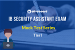 IB security assistant mock test series