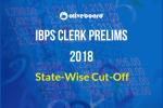 IBPS clerk prelims cutoff