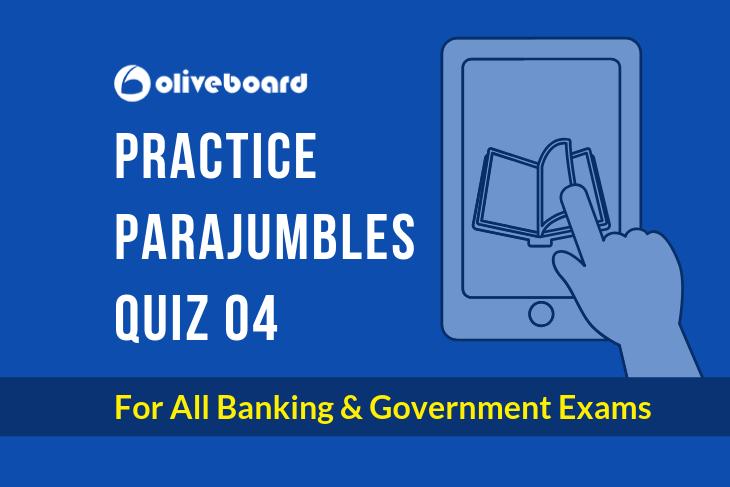 Parajumbles Questions 04