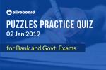 Puzzles Practice Quiz 4