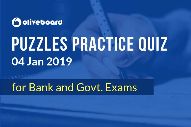 Puzzles Practice Quiz 5