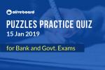 Puzzles Practice Quiz 7