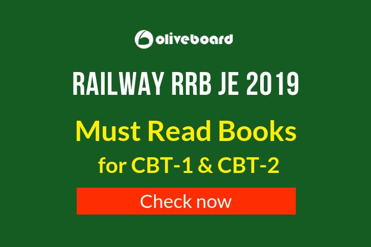 RRB JE Books