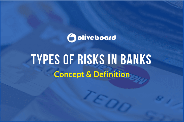 types of risks in banks