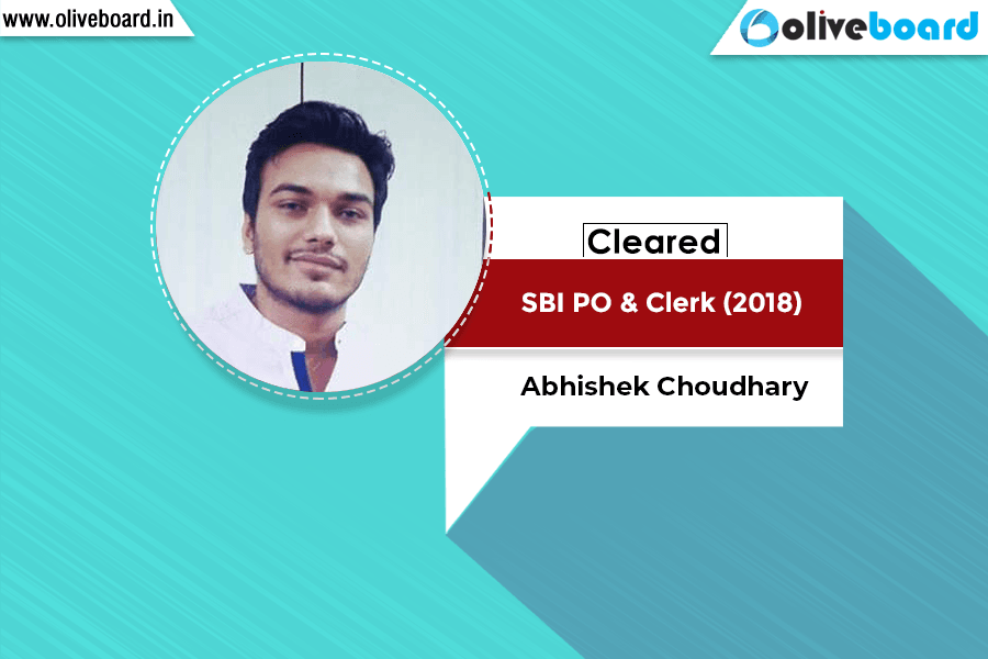 Success Story of Abhishek Choudhary