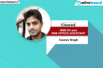 Success Story of Gaurav Singh