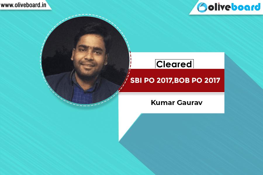 Success Story of Kumar Gaurav
