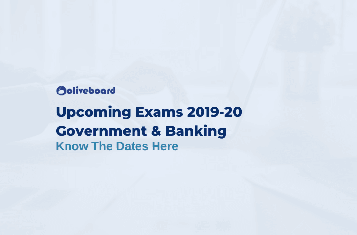 Upcoming Government Exams 2019