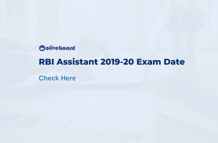 RBI Assistant Exam Date