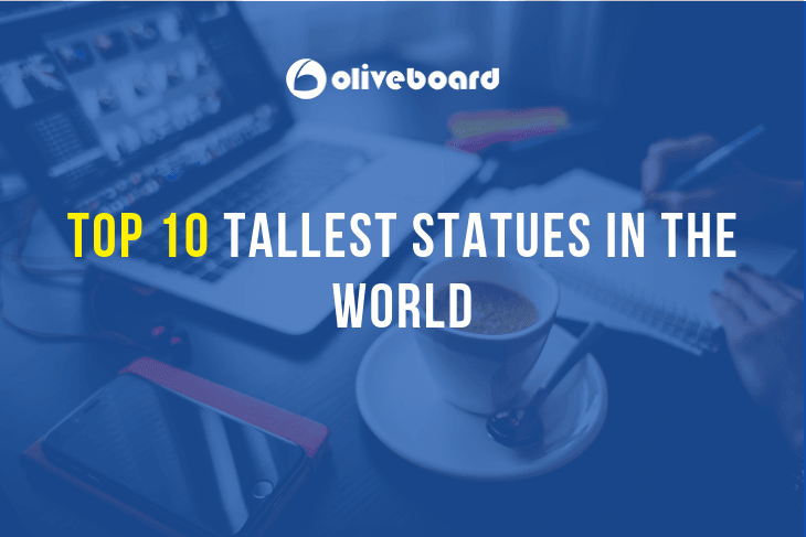 top 10 tallest statues