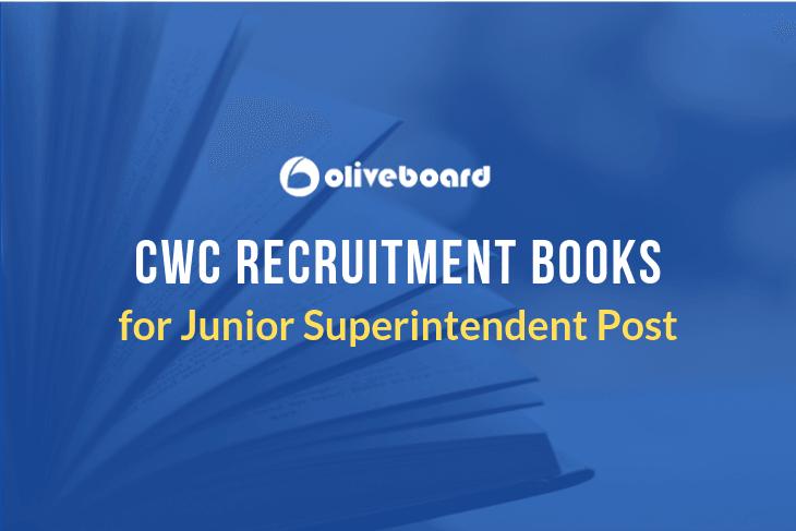 CWC Recruitment Books